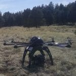 Unmanned Aerial Vehicles Expand Geoinformatics Research at NAU