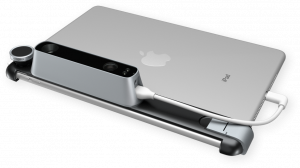 Skanect 3D Scanner and iPad