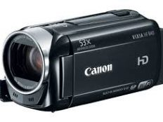 Canon Vixia HD Camcorder available for rent at NAU
