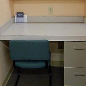 individual study room