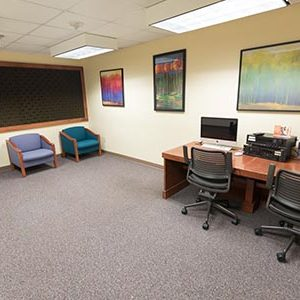 Cline Library Reserve Room