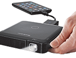 Pocket projectors available for rent at NAU