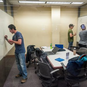NCSU Group Study Room | Library Learning Commons ...