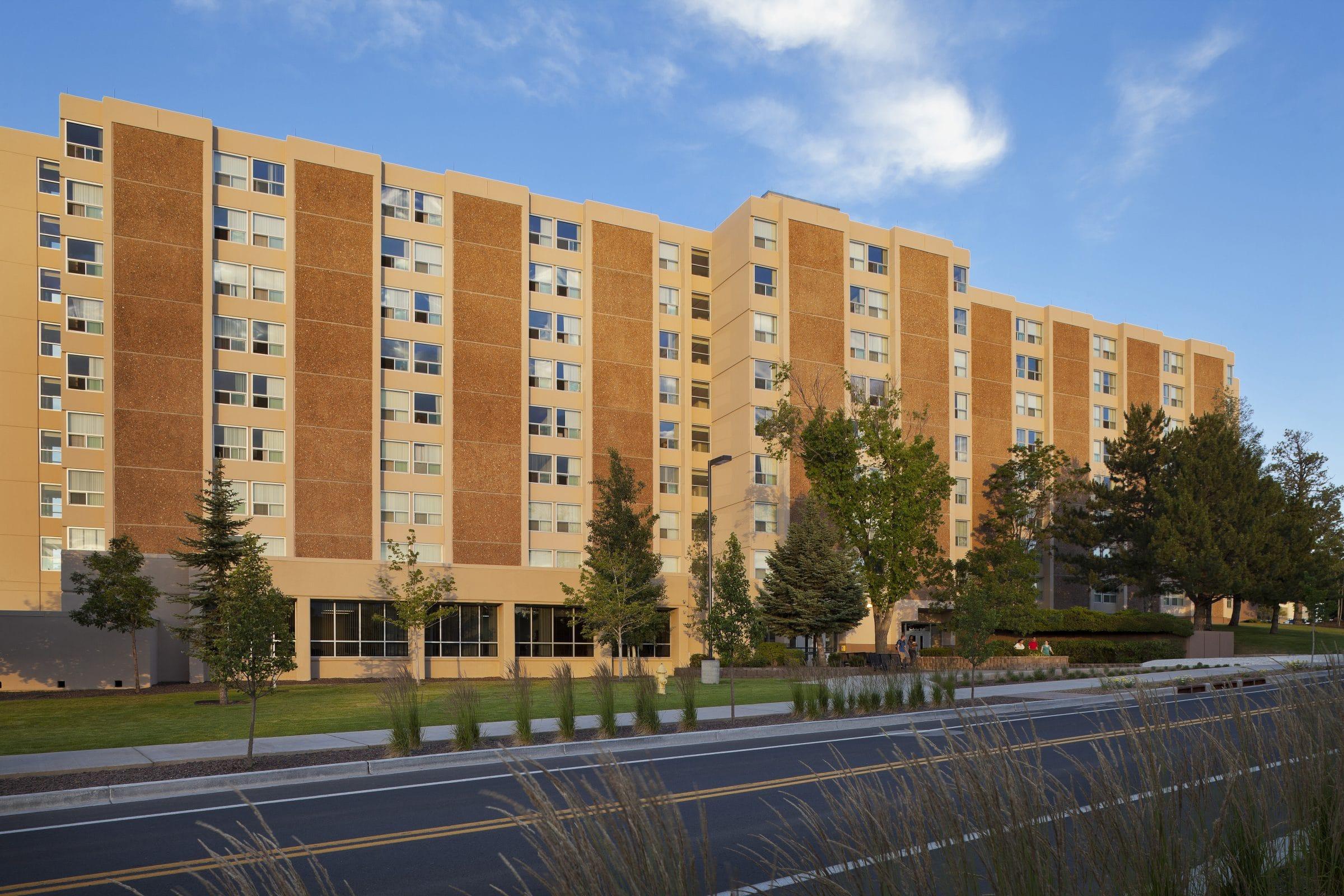 Residence Hall Sechrist Housing Amp Residence Life
