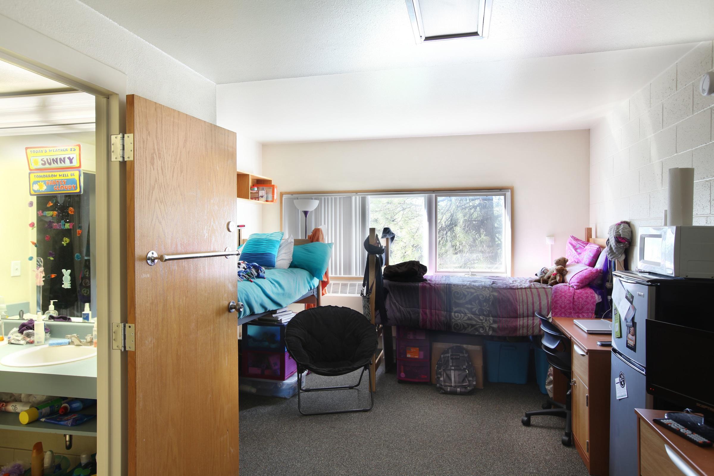 Residence Hall Gabaldon Housing Amp Residence Life