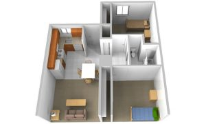 South-Village-Floor-plan-A-Sliced-View-single