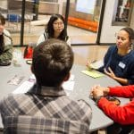nau students receive academic mentoring from peers