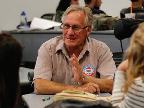 Professor Jim Manley