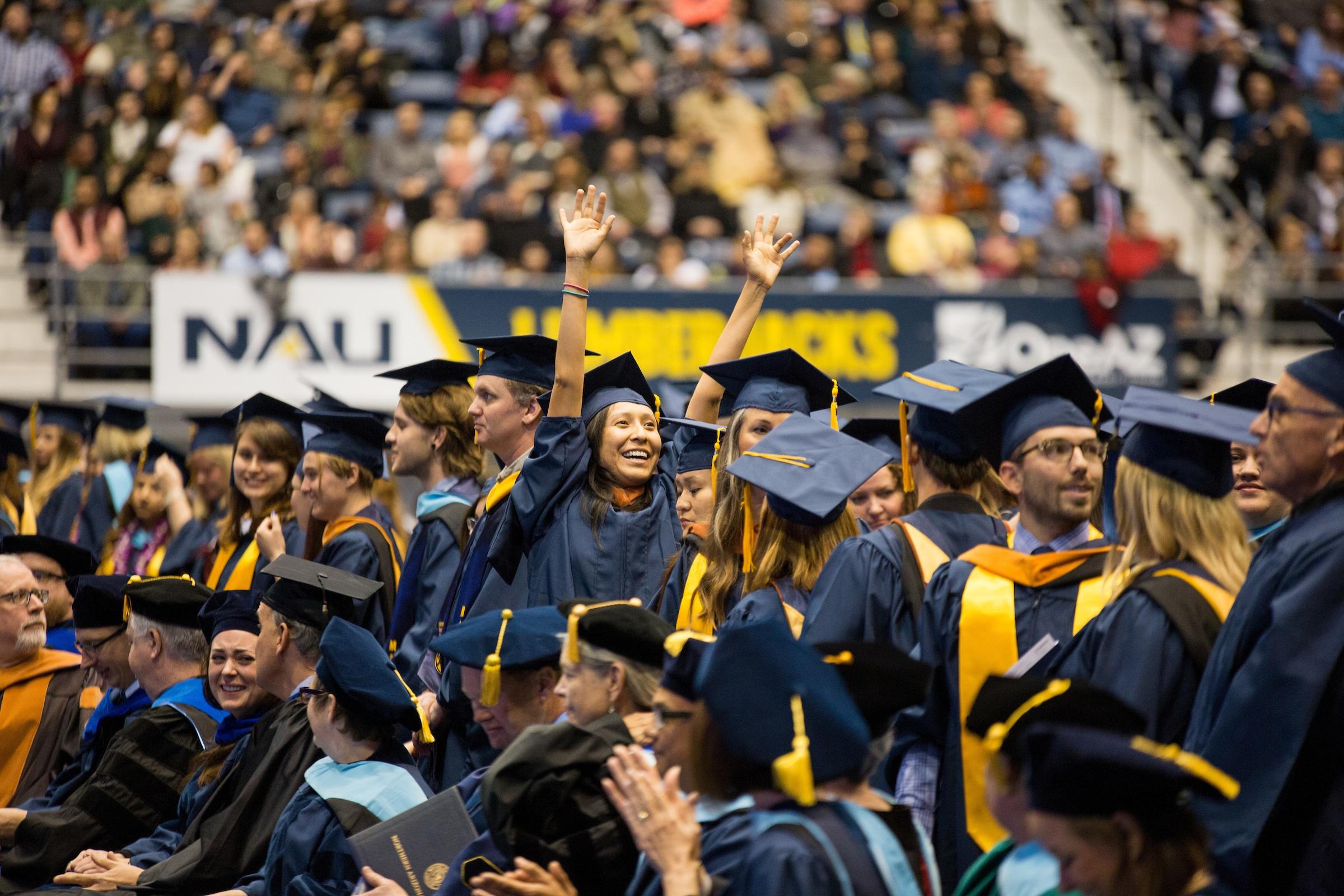 Nau Graduation 2020.Commencement College Of Social And Behavioral Sciences