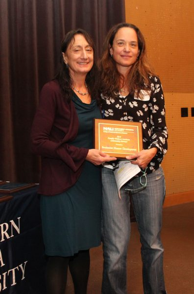 Family Violence Institute award