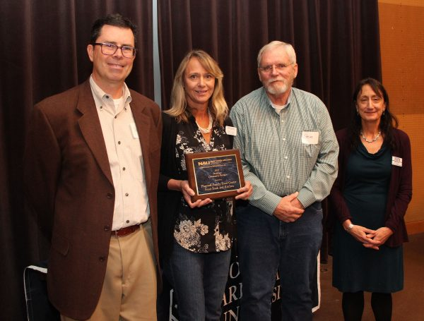 Flagstaff Family Food Center award
