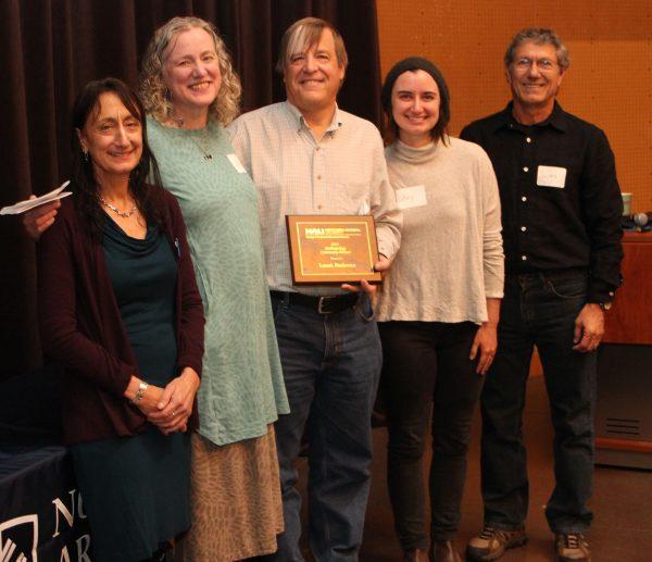 Leszek Pawlowicz Community Partner award