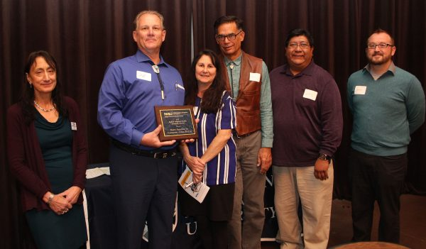 NACA Community Partner award