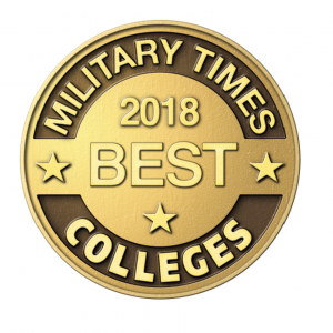 Military Times: Best for Vets: Colleges 2018