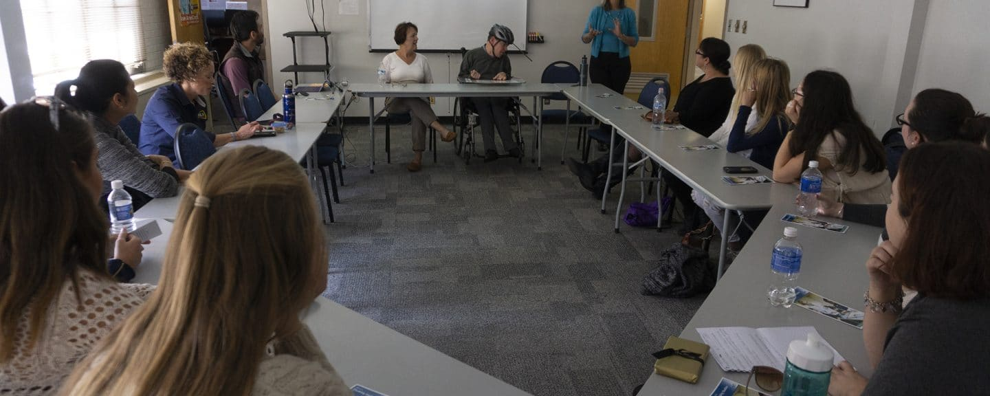 IHD hosts special education students from Australia