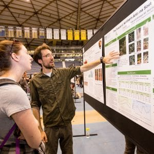 nau students study the effects of society on the environment