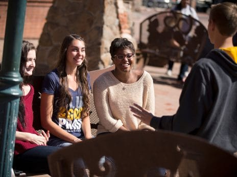 nau ses students have international study opportunities