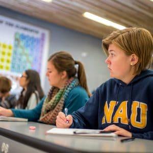 nau students can pursue a Minor in Environmental Sciences