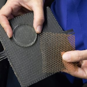 Cornell and Cindy Honeycomb Invention