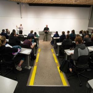 nau cefns speaker addresses class