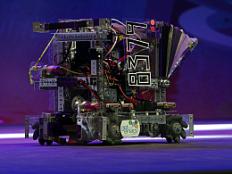 Robot for robotics challenge with CSTL