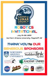 Robotics Invitational Program