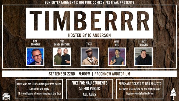 Timberrr poster